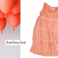I love Coral Colour