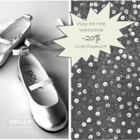 Pick of the weekend…Dolly Girl Ballerinas!