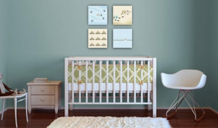 Baby Nursery Art!