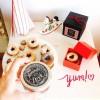 Μπισκότα μαρμελάδας ή Jam Cookies