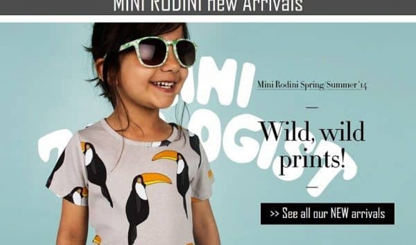 Mini Rodidi SS14 – New Arrivals