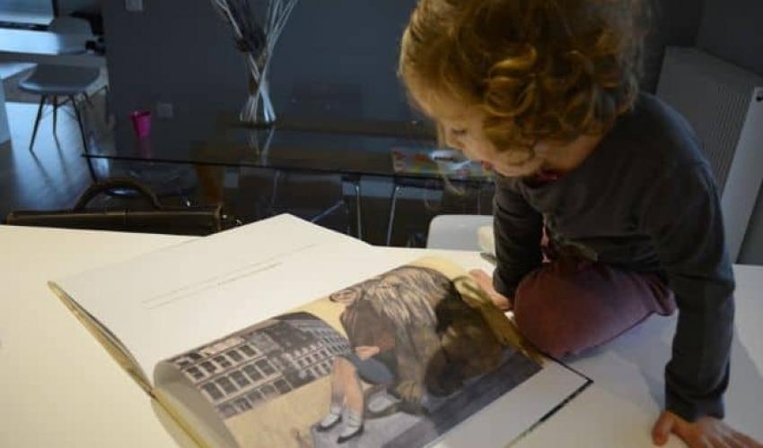 Διαβάσαμε: Ένα λιοντάρι στο Παρίσι