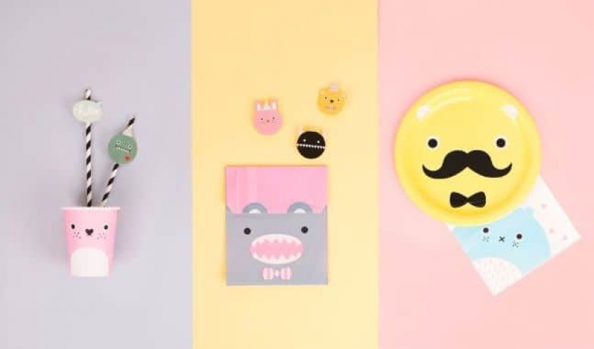 Little Monsters Party: Κερδίστε 2 Party Kits