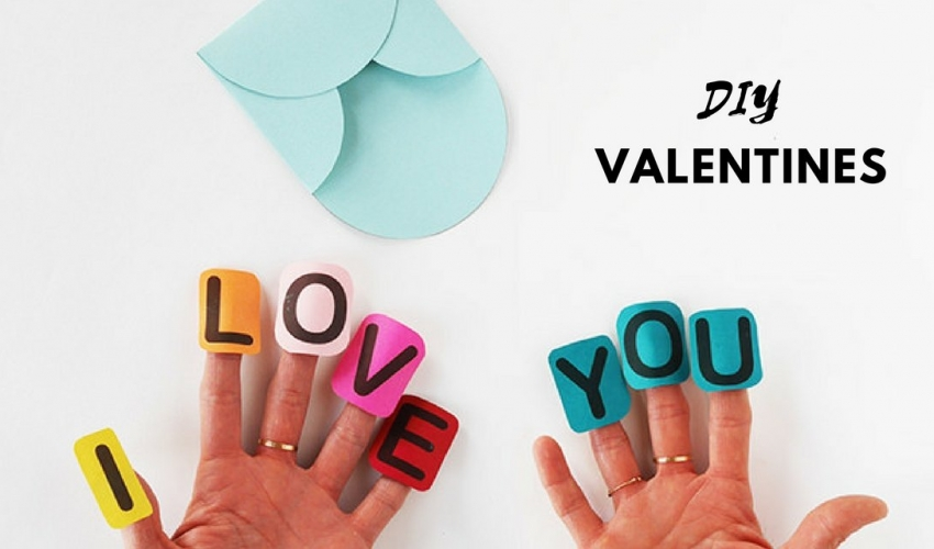 5 DIY love Crafts
