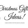 Ιδέες για Χριστουγεννιάτικα δώρα και ειδική προσφορά