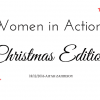 Women in Action – Christmas Event