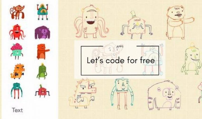 Μερικά διασκεδαστικά apps προγραμματισμού – Let's code