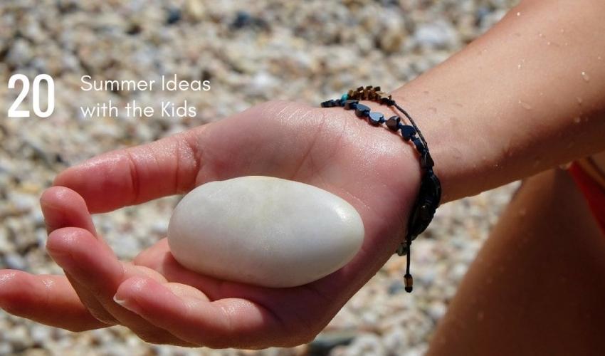 20 ιδέες για το καλοκαίρι – ας μείνουμε παιδιά