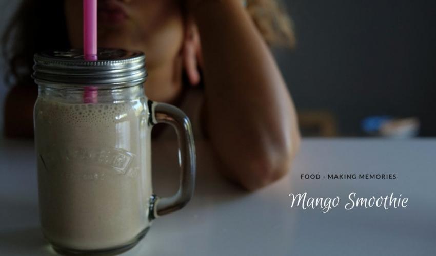 Mανγκο smoothie – η απογευματινή μας απόλαυση