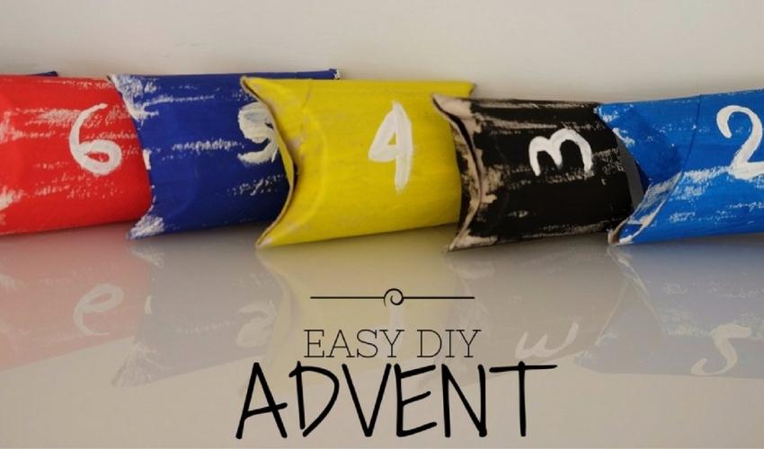 Φτιάξτε το δικό σας Advent Calendar