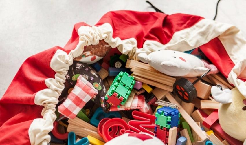 Τσάντα αποθήκευσης και παιχνιδιού – Play and Go