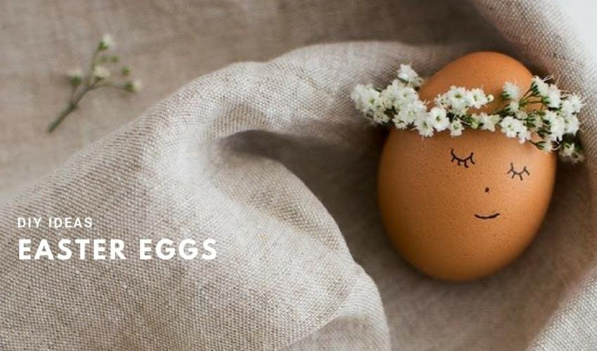 Ιδέες για δημιουργικά Πασχαλινά Αυγά
