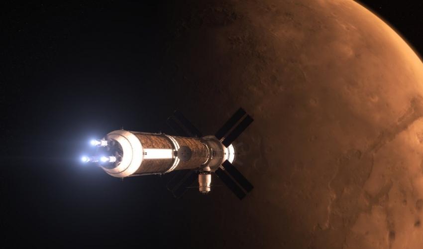 Το Μέλλον στο διάστημα – Νέα παραγωγή του Ιδρύματος Ευγενίδου – Ελεύθερη είσοδος την Τρίτη 19/03