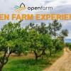 Open Farm – Μια ημέρα αφιερωμένη στην κηπουρική και τα αγροκτήματα για όλη την οικογένεια