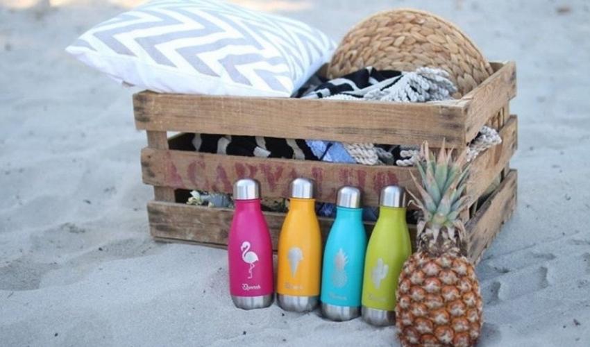 3 must have για την παραλία – για τα σνακ και τη δίψα