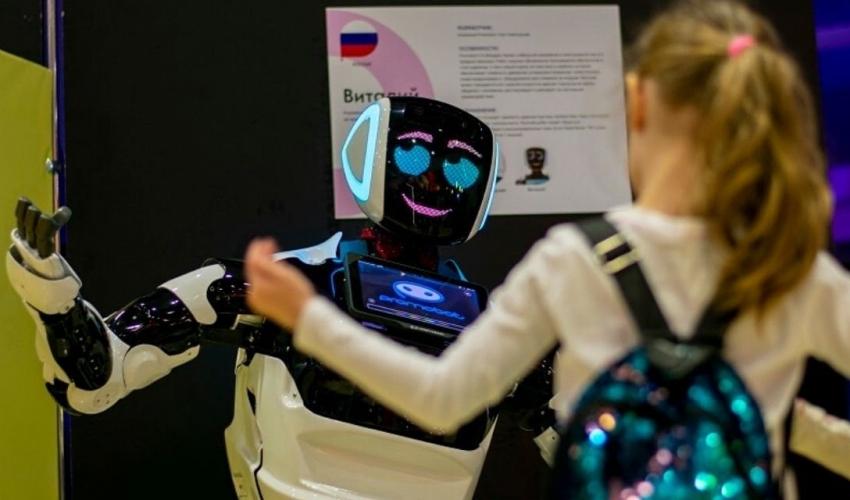 Η μεγαλύτερη έκθεση ρομποτικής στην Ευρώπη έρχεται για πρώτη φορά στην Ελλάδα