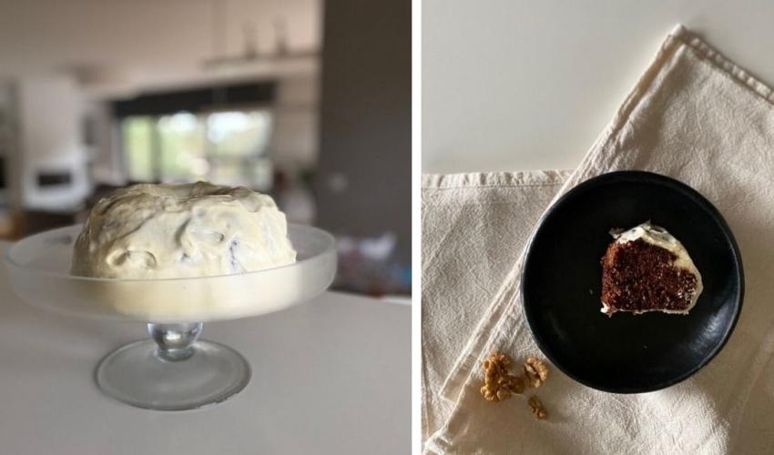 Κέικ Καρότου – Μια γευστική διαφυγή