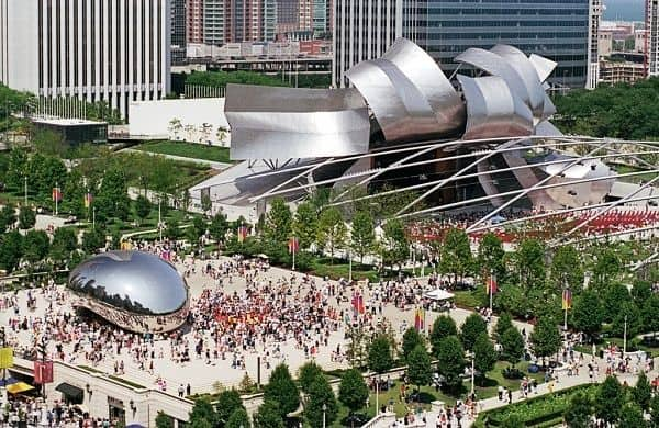 Millennium-Park-Chicago