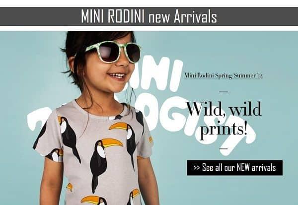 Mini Rodidi SS14 – New Arrivals
