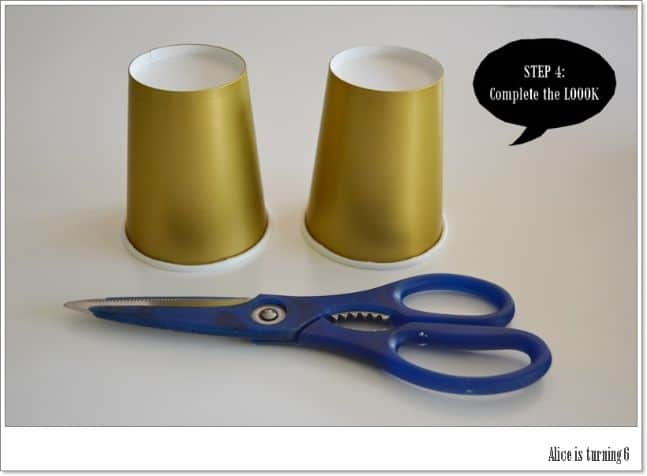 paper cups for jet crafts