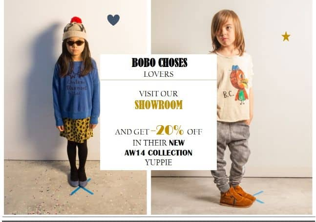BOBO CHOSES OFFER