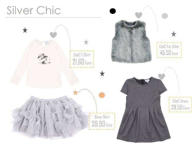 SILVER GIRL FASHION