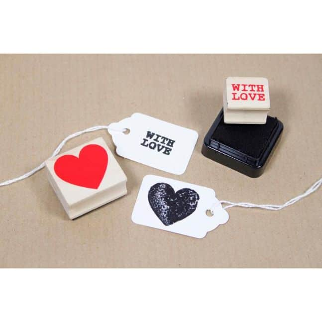 LOVE STAMPS 4