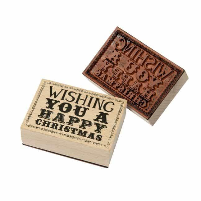 stamp merry christmas 2=3