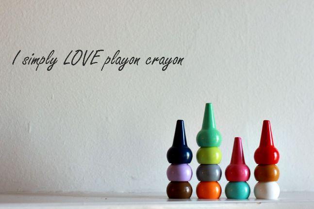 Just amazing: Playon Crayons