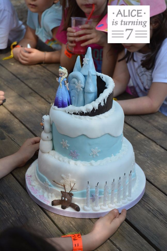 frozen the cake 2