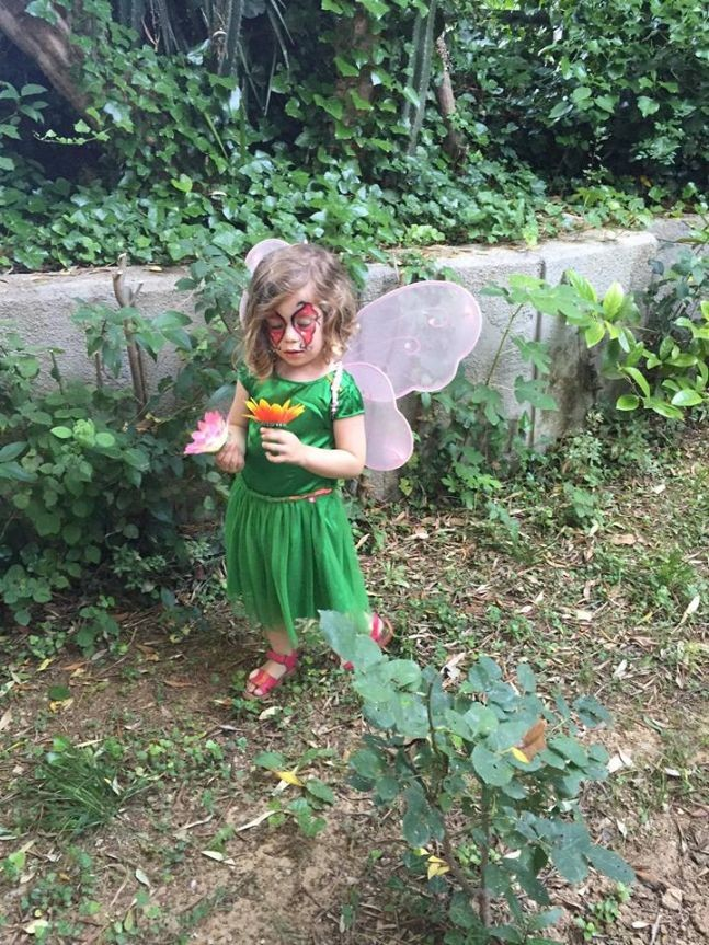 tinker bell party fairy