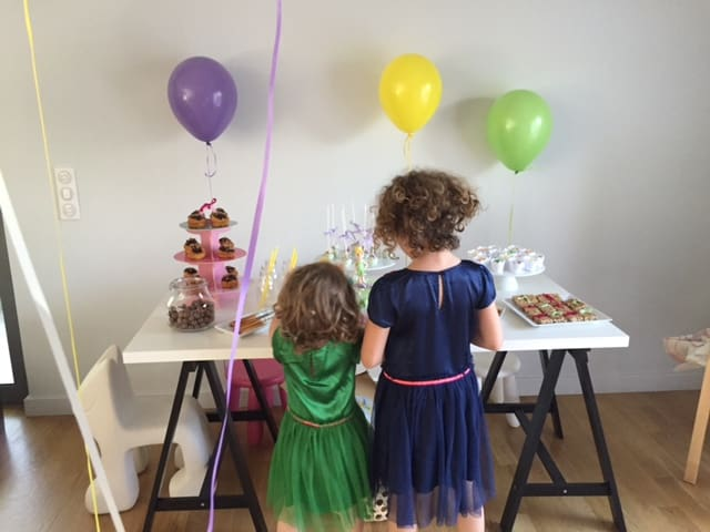 tinker bell party deco