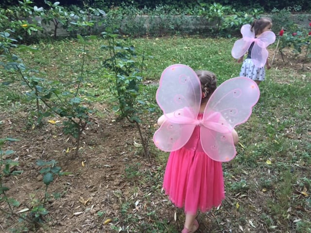 tinker bell party games