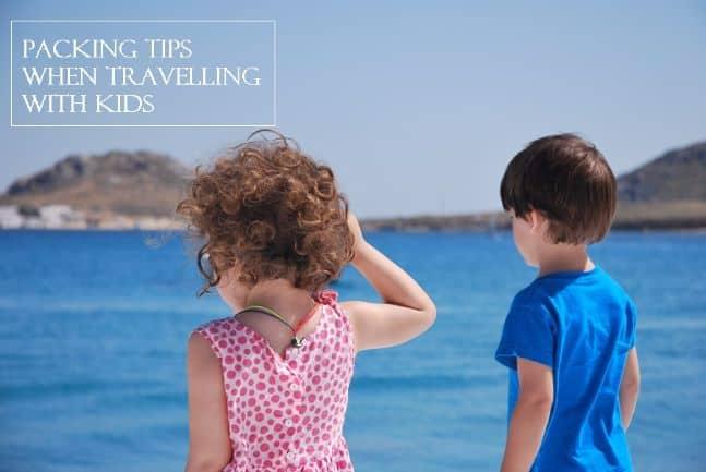 Πακετάρισμα βαλίτσας διακοπών: προτάσεις και σκέψεις.