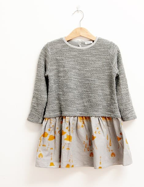 picnik flare dress