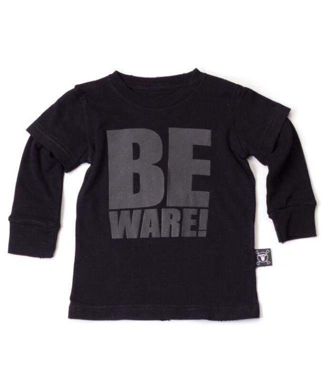 BE WARE T-SHIRT_packshot