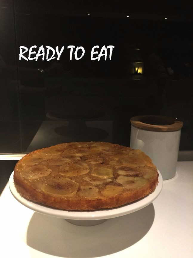 THE APPLE PIE READY