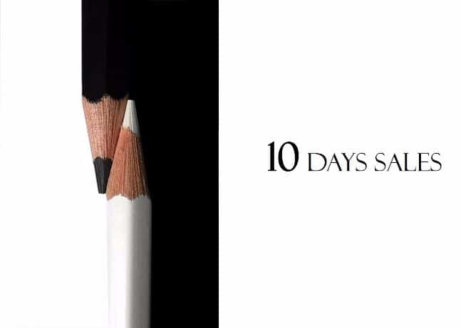 10 Days' OFF