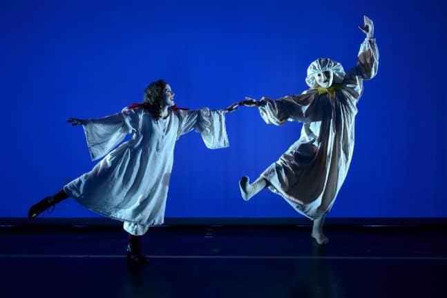 Ο Σιμιγδαλένιος στο Εθνικό Θέατρο