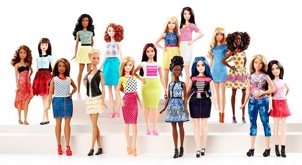 new barbie types 1