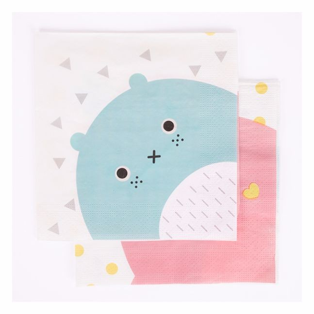 little monsters party_napkins