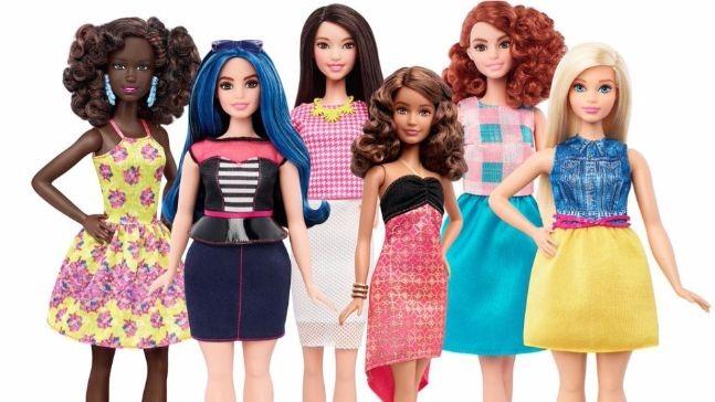 new barbie types 2