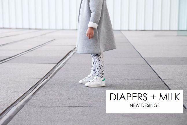 Diapers and Milk – Love for leggings