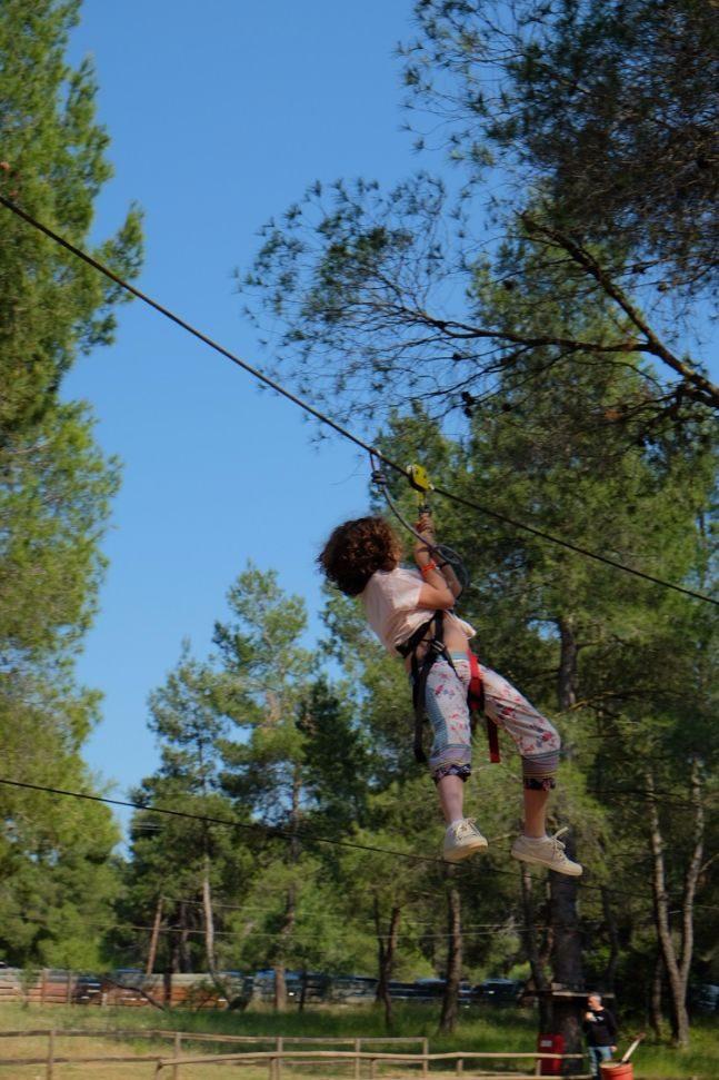 woodland party_adventure park 5