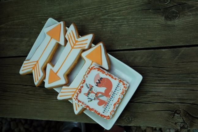 woodland party_candy bar 3