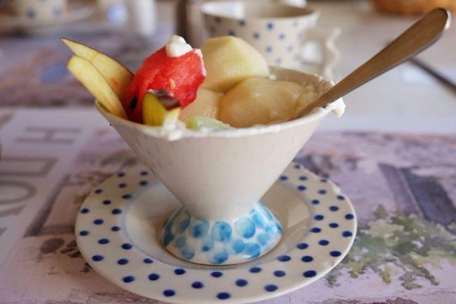 folegandros breakfast