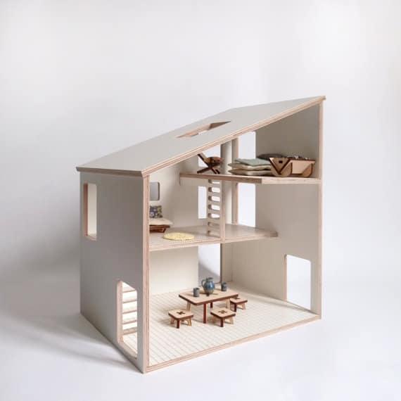 Κουκλόσπιτα – Ιδιαίτερη σχεδίαση
