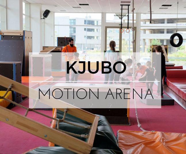 KJUBO: Μία νέα πρόταση για οικογενειακή εκγύμναση
