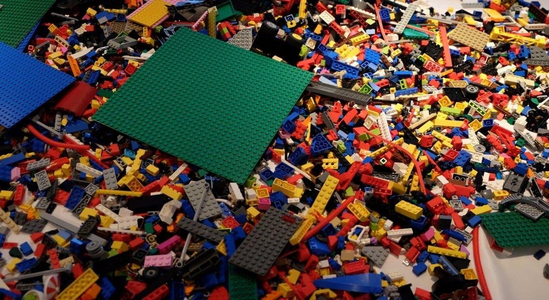 LEGO – Πως οργανώνουμε το χάος τους