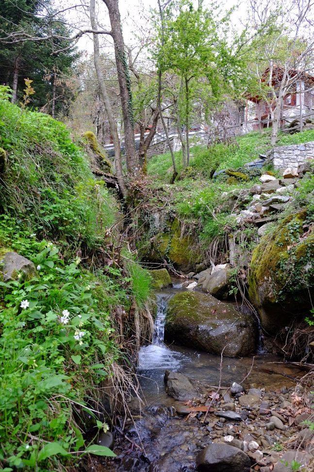 Μικρή εξόρμηση - Ορεινή Ναυπακτία